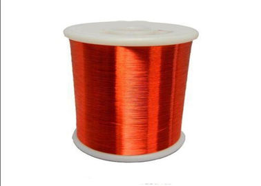 Çin High Frequency Enamelled Copper Litz Wire , Round 24 - 44 Gauge Copper Wire Fabrika