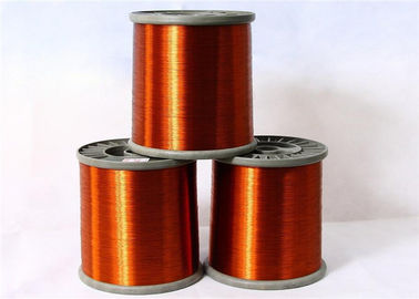 Çin Self Bonding Eelectromagnetic Copper Wire For Transformer Winding Full Size Range Fabrika