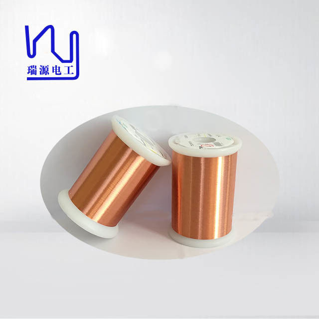 Polyvinyl Acetal Enamelled Coated Round Magnetic Copper Wire SWG20-30 Tedarikçi